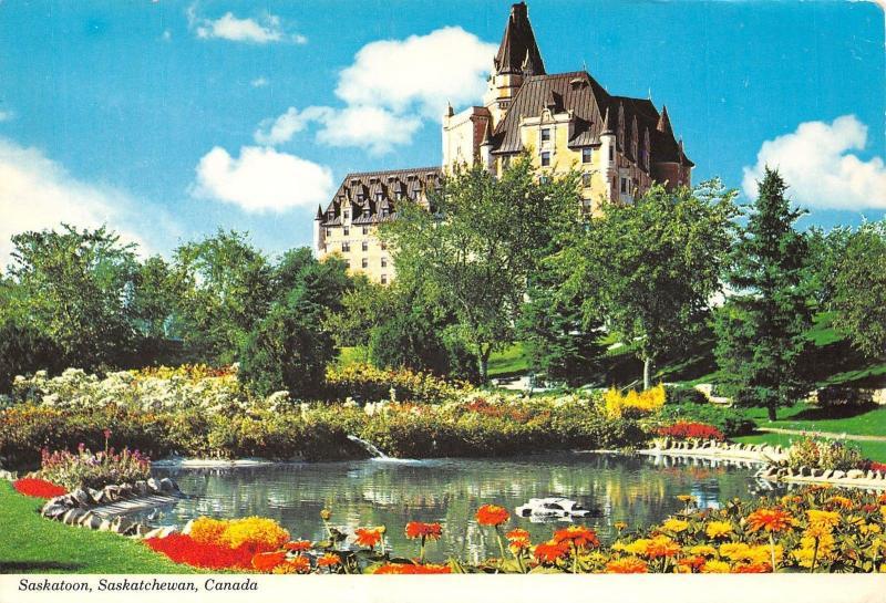 Canada Saskatoon, Sackatchewan Kiwanis Park
