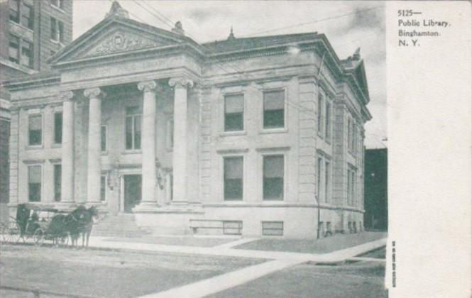 Public Library Binghampton New York