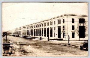 Washington DC~19th & B Street Government Buildings~c1910 RPPC
