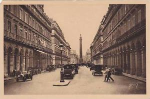 Castiglione Street, Paris..En Flanant, France, 1900-1910s
