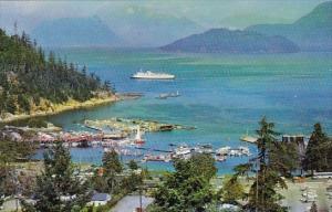 Canada British Columbia Horseshoe Bay West Vancouver