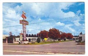 EL Rancho Motel, Tacoma, Washington, 1940-1960s