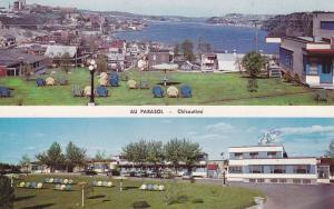 Au Parasol, Chicoutimi,  Quebec,  Canada, 40-60s