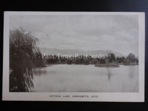 South Africa HARRISMITH Victoria Lake O.R.C. c1909 old Postcard