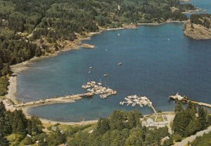 HERIOT BAY , B.C. , Canada , 1960-80s ; Quadra Island