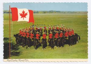Royal Canadian Mounted Police 1975 4X6