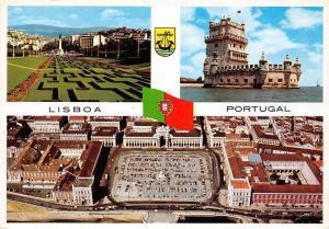 Portugal Lisboa multiviews Souvenir de Lisbonne, Lisbon