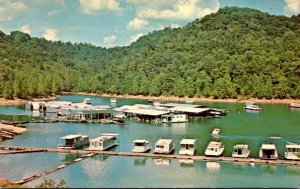 Tennessee Center Hill Lake Hurricane Boat Dock