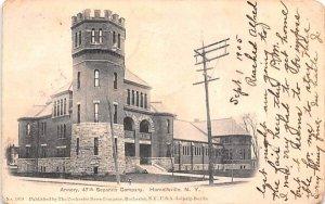 Armory Hornellsville, New York
