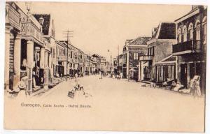 Curacao, Calle Ancha - Ostra Bands