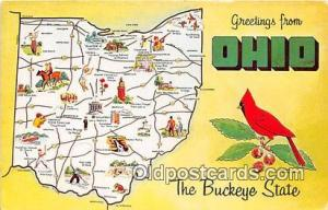 Ohio, USA Postcards Post Cards Old Vintage Antique Ohio, USA