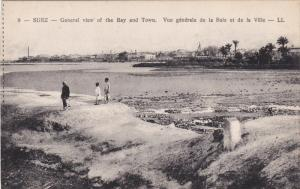 General View of the Bay and Town, SUEZ, Egypt, 00-10's