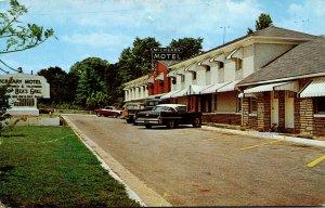 Virginia Alexandria McCreary Motel