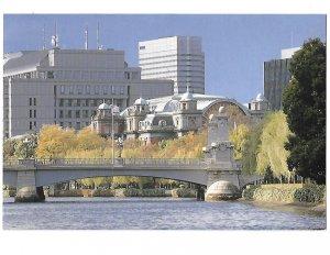 Ana Hotel Osaka Japan 4 by 6 card