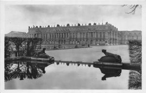 BR18857 Versailles Chateau et paarterre d Eau   france