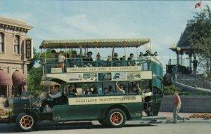 DISNEYLAND , California , 1950-60s ; Omnibus