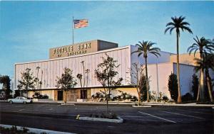 Lakeland Florida~Peoples Bank of Lakeland~Trust Department~Car Parked~1965 PC