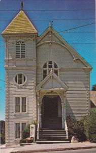First Methodist Church , NEVADA CITY , California , 40-60s
