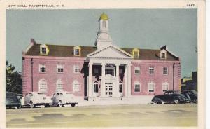 City Hall , Fayetteville , North Carolina, 1930s
