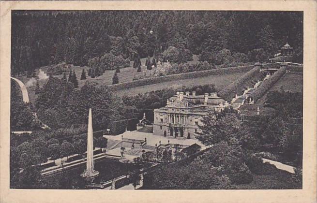 Germany Schloss Linderhof