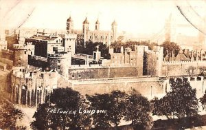 The Tower London United Kingdom, Great Britain, England Unused