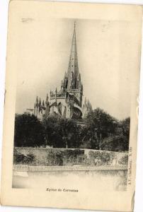 CPA Église de CARENTAN (149108)