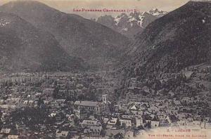 Les Pyennes Centrales, Vue generale, Prise de Cazakilm, Luchon, Haute Garonne...