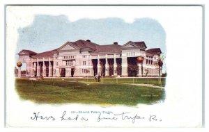 PUEBLO, CO Colorado ~ Historic MINERAL PALACE Embossed 1905  Postcard