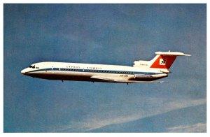 Cypress Airways, Passenger Jet