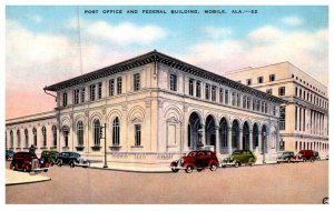 Alabama Mobile  , U.S.Post Office and Federal Building