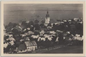 Chodsko Czech Republic -  AERIAL of CHODSKO - Klenec pod Cerchovem, 1950s