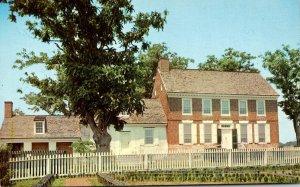 Delaware Dover John Dickson Mansion