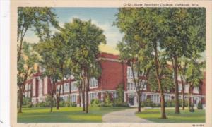 Wisconsin Oshkosh State Teacher's College 1944 Curteich
