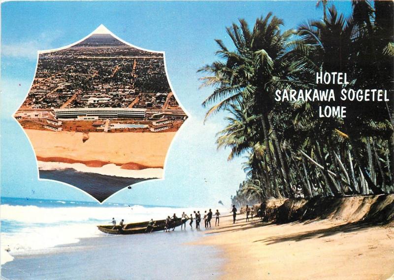 Hotel Sarakawa Sogetel Lome Togo