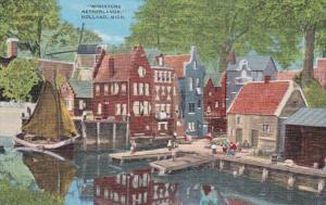 Michigan Holland Miniature Netherlands Village 1978