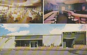 Florida Pompano Beach Plaza Cafeteria And Cocktail Lounge