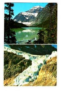 Mount Edith Cavell, Angel Glacier, Jasper Park, Alberta