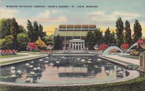 Missouri Botanical Gardens Shaw's Garden Saint Louis Missouri