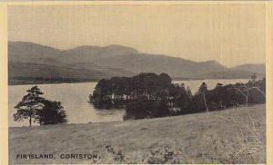 Fir Island, Coniston, Cumbria, England, United Kingdom, 10-20s