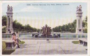 Sullivan Gateway City Park Denver Colorado
