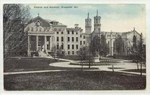 Church & convent , NAZARETH , Kentucky, 1900-10s #2