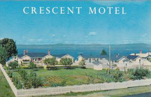 Canada Crescent Motel Vancouver Island British Columbia