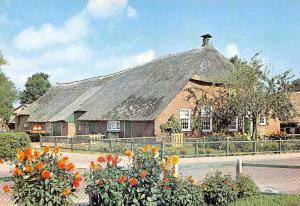 Netherlands Groeten uit Staphorst Staphorster boerderij