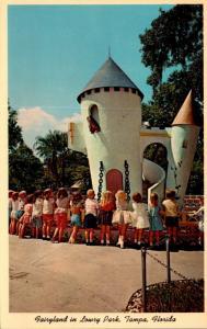 Florida Tampa Lowry Park Fairyland