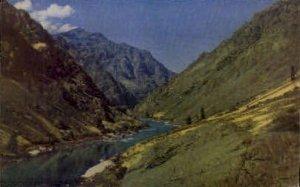 Hell's Canyon - Snake River, Idaho ID