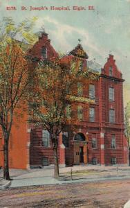ELGIN , Illinois , 1914 ; St. Joseph's Hospital