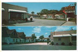 Pensacola, Florida,  Early Views of BAY BRIDGE COURT