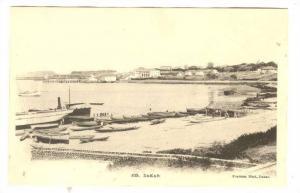Boats, Canoes, Dakar, Senegal, Africa, 1900-1910s