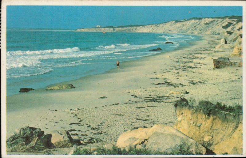 Martha's Vineyard south shore beautiful beach