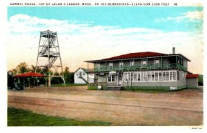 Massachusetts Berkshires , Summit House , Top of Jacobs Ladder